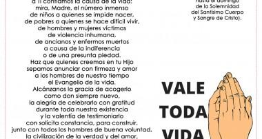 El Episcopado convoca a la Iglesia Argentina a la oración