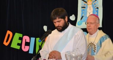Sábado 14 de julio: Ordenación Sacerdotal Diácono Ramiro García