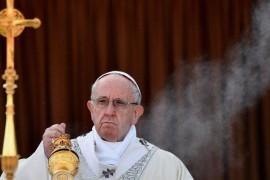 """Francisco: El aborto recuerda las """"prácticas del nazismo"""", pero con guantes blancos"""