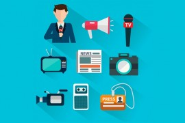 Jueves 7 junio: Saludo por el Día del Periodista