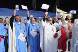 Entrevista Radial a Mons. Pedro Laxague sobre la defensa de la Vida