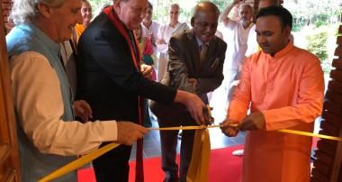 Inauguración del centro interreligioso en Belén de Escobar