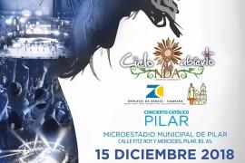 Sábado 15 diciembre 19 hs – Cielo Abierto en Microestadio de Pilar