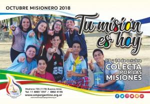 Oct. Misionero afiche 2