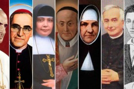 Domingo 14 de octubre: 7 nuevos Santos proclamará el Papa Francisco