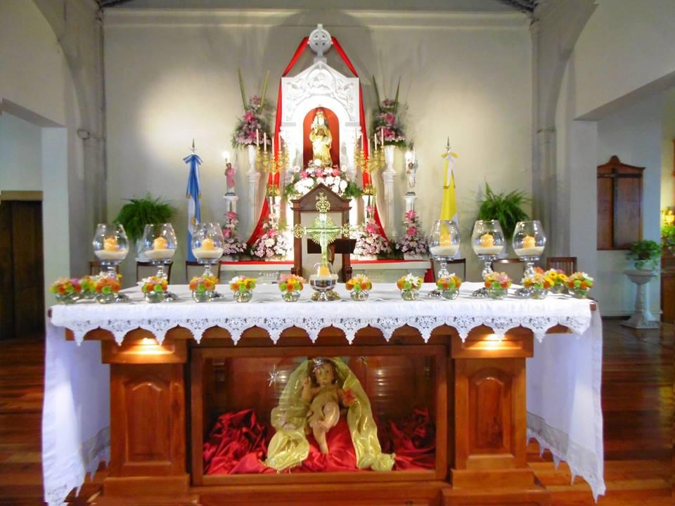Lunes 15 de octubre: Fiestas Patronales de Santa Teresa de Jesus, Garín, Escobar