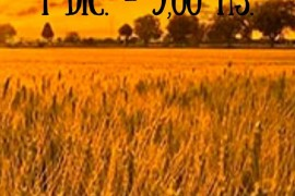 Santa Misa de bendición para buenas cosechas