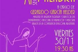 Mini Retiro de Adviento: Viernes 30 noviembre en Campana