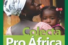 Colecta Pro África: 5 y 6 de enero 2019