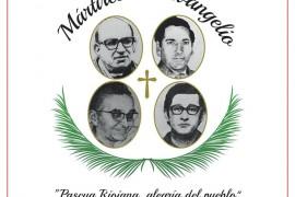 Con gran alegría compartimos el Logo y Lema oficial, que acompañarán la Beatificación de nuestros Mártires riojanos