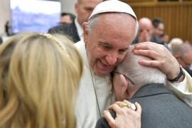 Mensaje del Papa para la Jornada Mundial del Enfermo