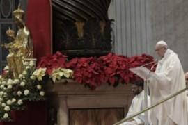 """""""La familia humana se fundamenta en las madres""""  1 de enero María Madre de Dios"""