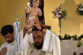 Saludos por la despedida del Padre Hugo Sosa CM