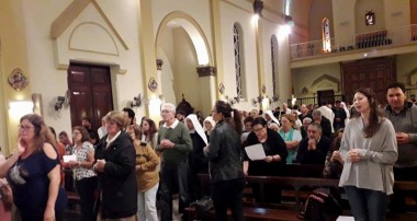 25 de marzo: Homilía del Obispo – Anunciación del Señor