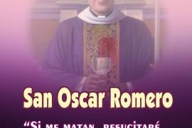 ¿Qué estaba predicando San Oscar Romero el día de su muerte?