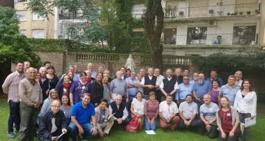 El trabajo y las relaciones sociales: encuentro Pastoral Social región Buenos Aires