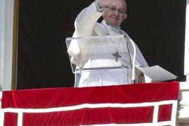 El lugar de la transfiguración: Ángelus del 17 de marzo de 2019