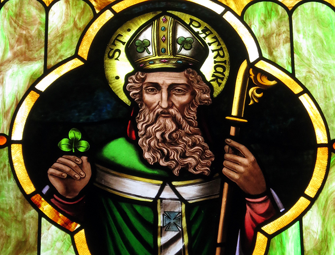 Oración protectora de San Patricio