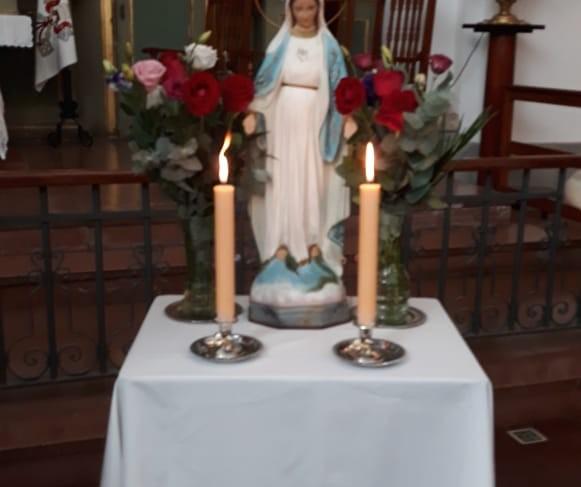 24 de marzo: Celebración de la Legión de María