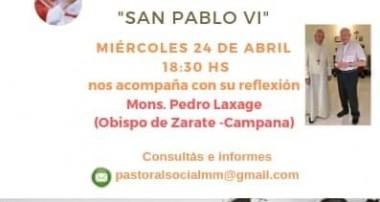 Pastoral Social Diócesis de Merlo – Moreno