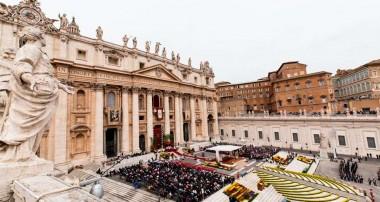 Mensaje Pascual del Papa Francisco previo a la Bendición Urbi et Orbi