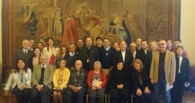 Valoramos la vocación de los comunicadores y la tarea compartida que se expresa en la ayuda recibida, en especial para la difusión de la acción evangelizadora de la Iglesia en Argentina