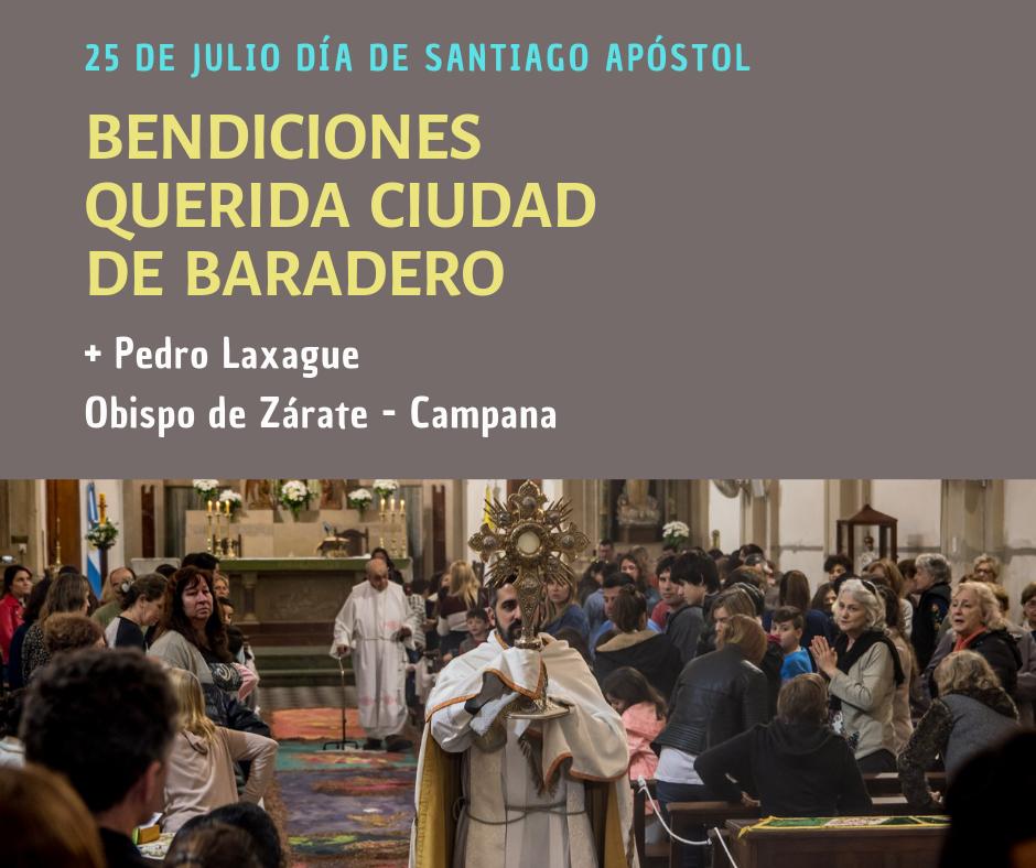 25 de julio: Día de Santiago Apostol