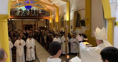 Sacerdotes inician su ministerio pastoral en las nuevas comunidades