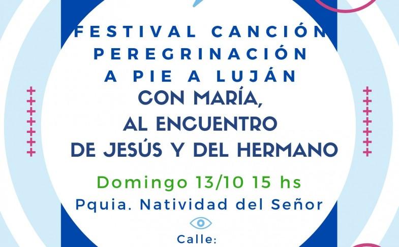 Podes ser el ganador del concurso de la Canción de la Peregrinación a Luján