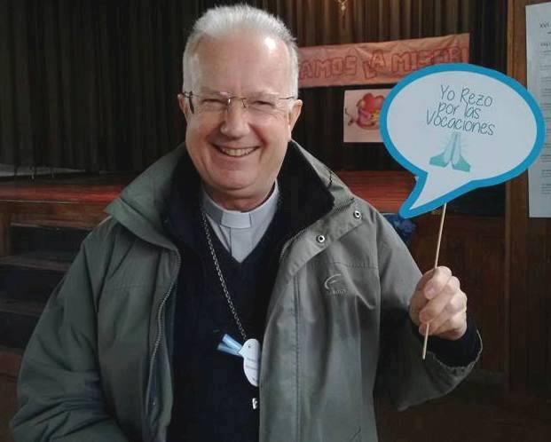Saludo del Obispo en el día del Catequista