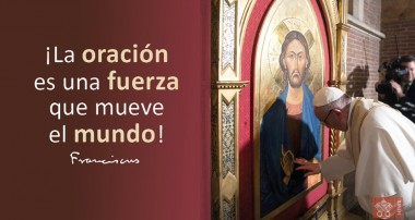 Agosto: Oración universal por las familias