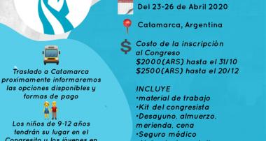 La Diócesis de Zárate – Campana va al Congreso Mariano 2020