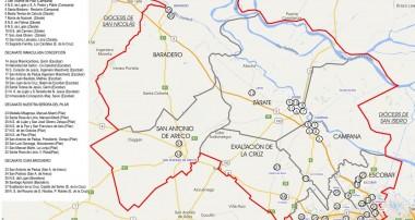 Sábado 9 noviembre: Nueva Provincia Eclesiástica