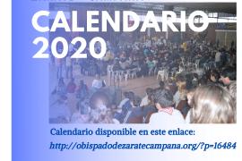 Fechas año 2020 : Calendario Diocesano