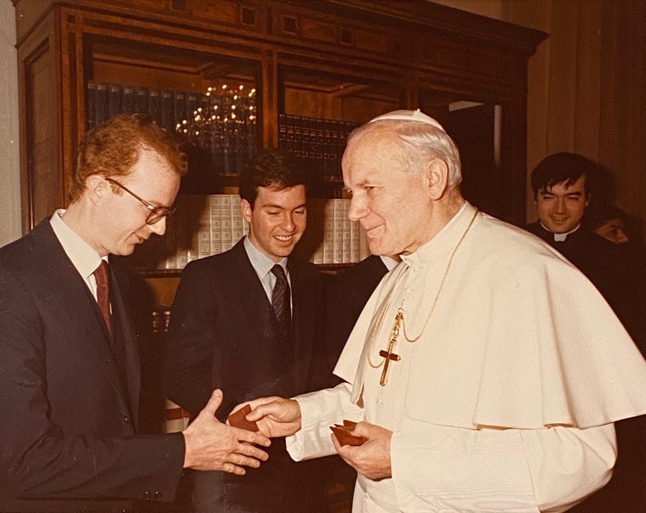 Recordamos a San Juan Pablo II a 100 años de su nacimiento – 18 mayo 2020