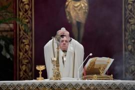 Intención del Papa para que recemos en el mes de junio 2020